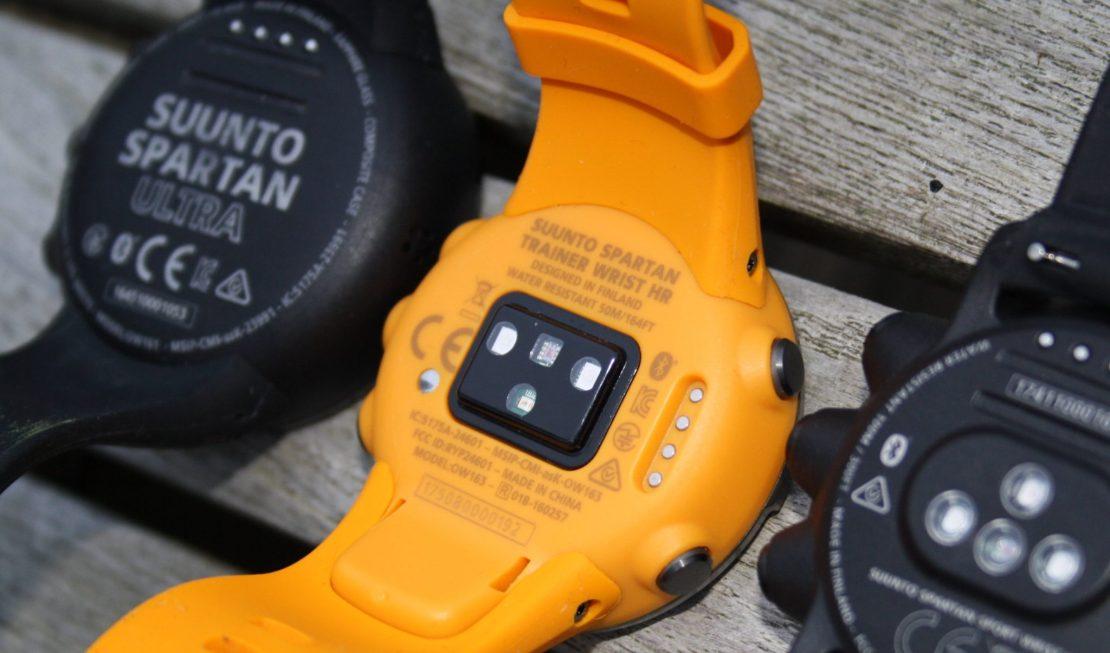 Suunto Spartan Trainer Review WHR Outdoor baro ultra