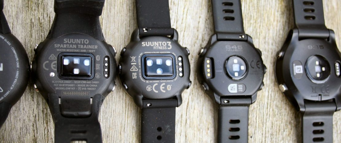 Suunto Fitness 3 Review garmin 645 garmin 935 ultra