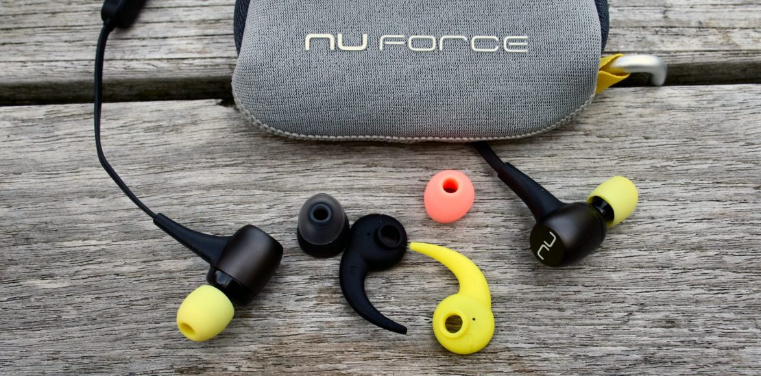 Running with Music - Optoma NuForce BE Sport3 Review Headphones