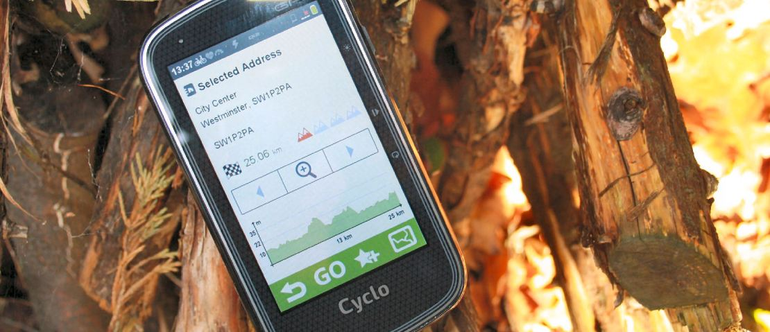 Mio Cyclo 605HC Review - GPS Bike Navigation BIKENAV