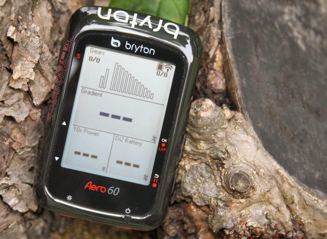 Bryton Aero 60 Review