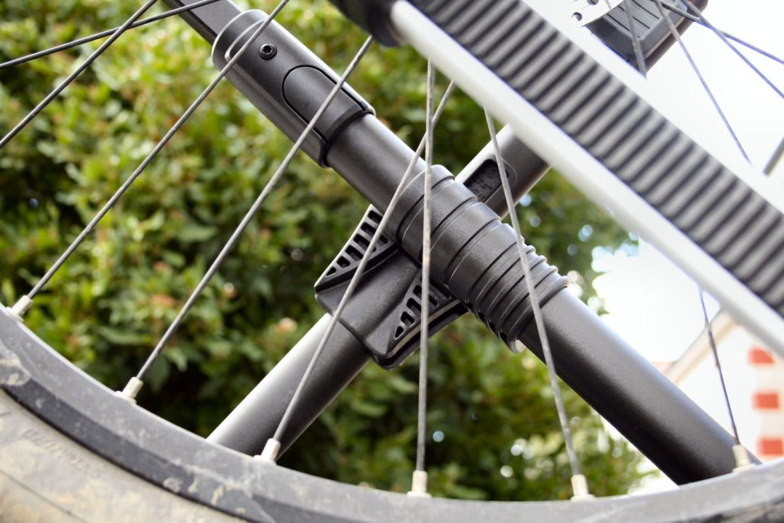 Thule UpRide 599 Review Roof Bike Rack