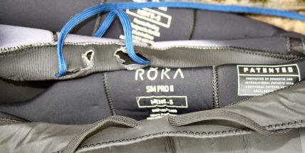 Roka Sim Pro II Review Bouyancy Shorts