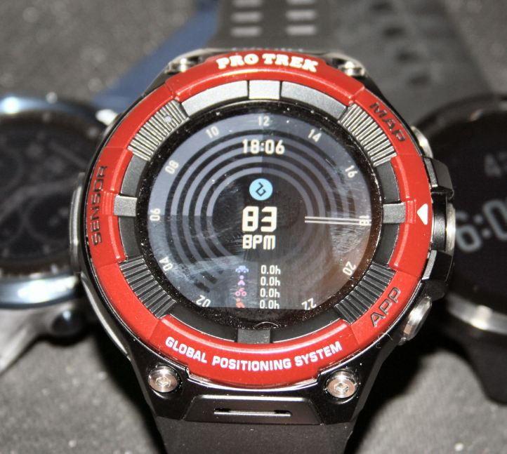 Casio Pro Trek Smart Review WSD-F21HR