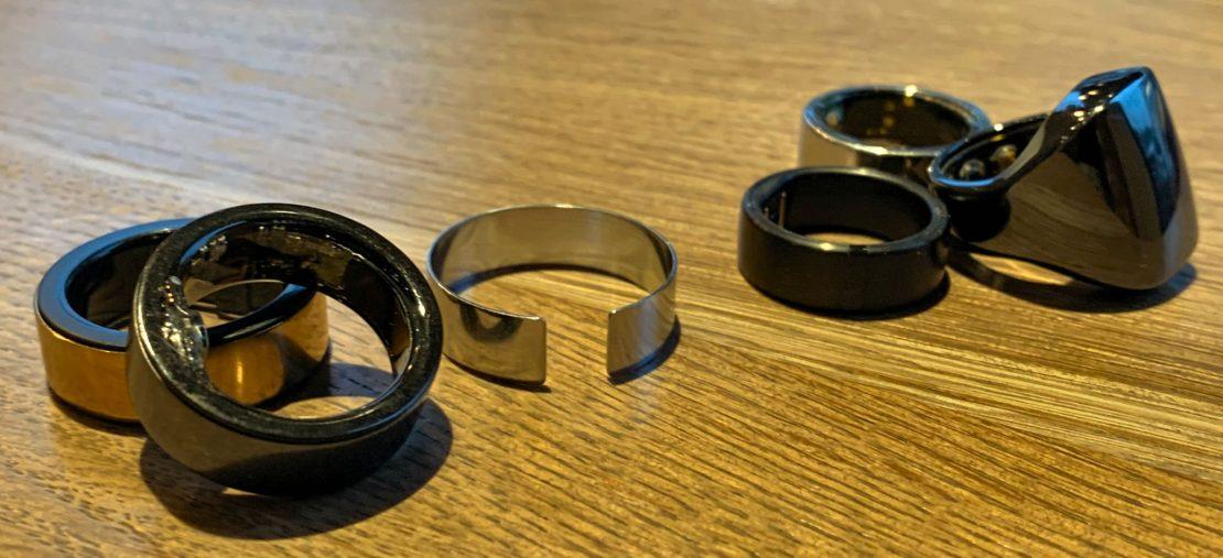 Circular smart ring discount