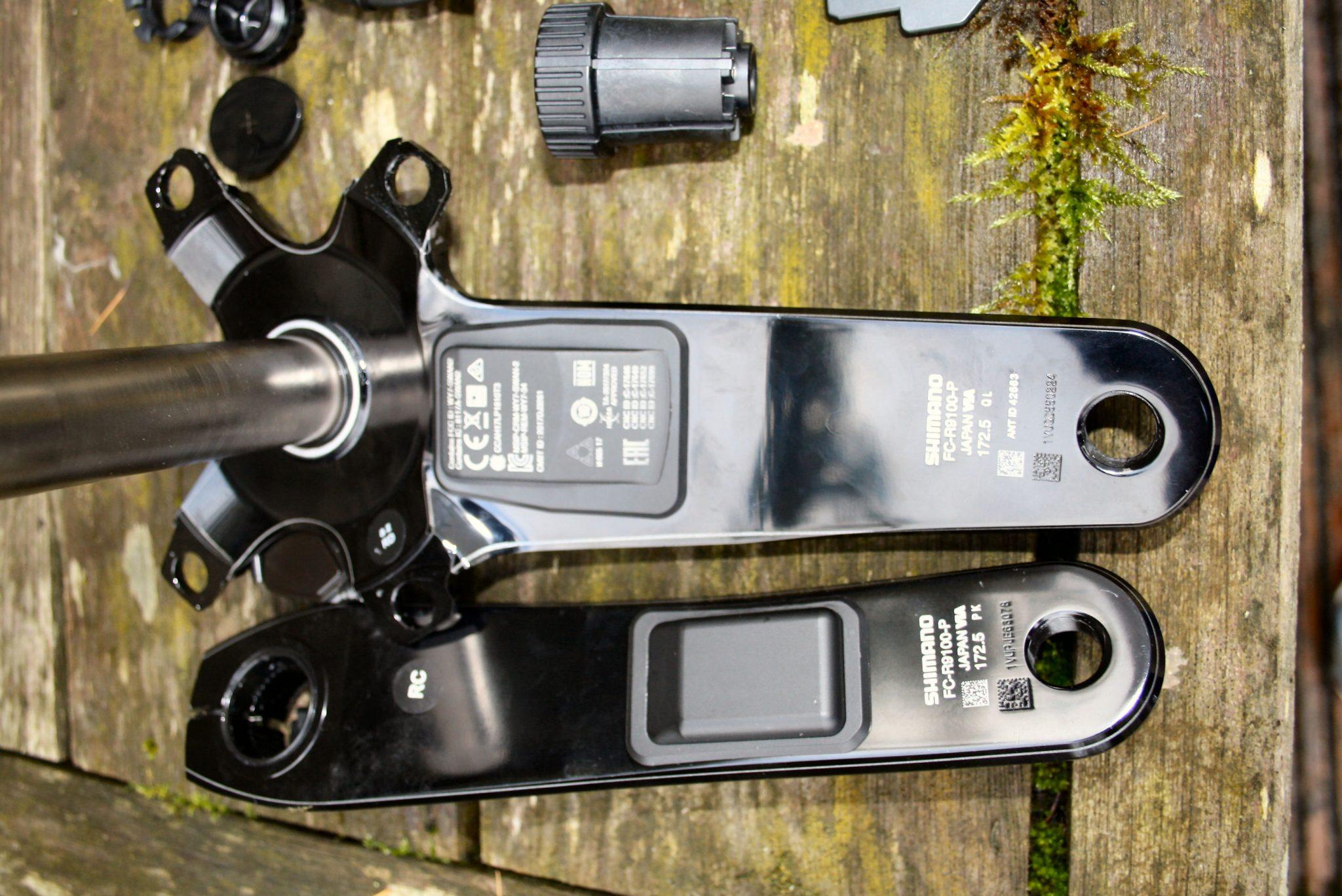 SHIMANO Dura-Ace FC-R9100-P Power Meter Crankset