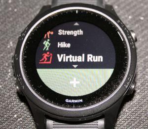 Garmin Virtual Run Zwift Strava