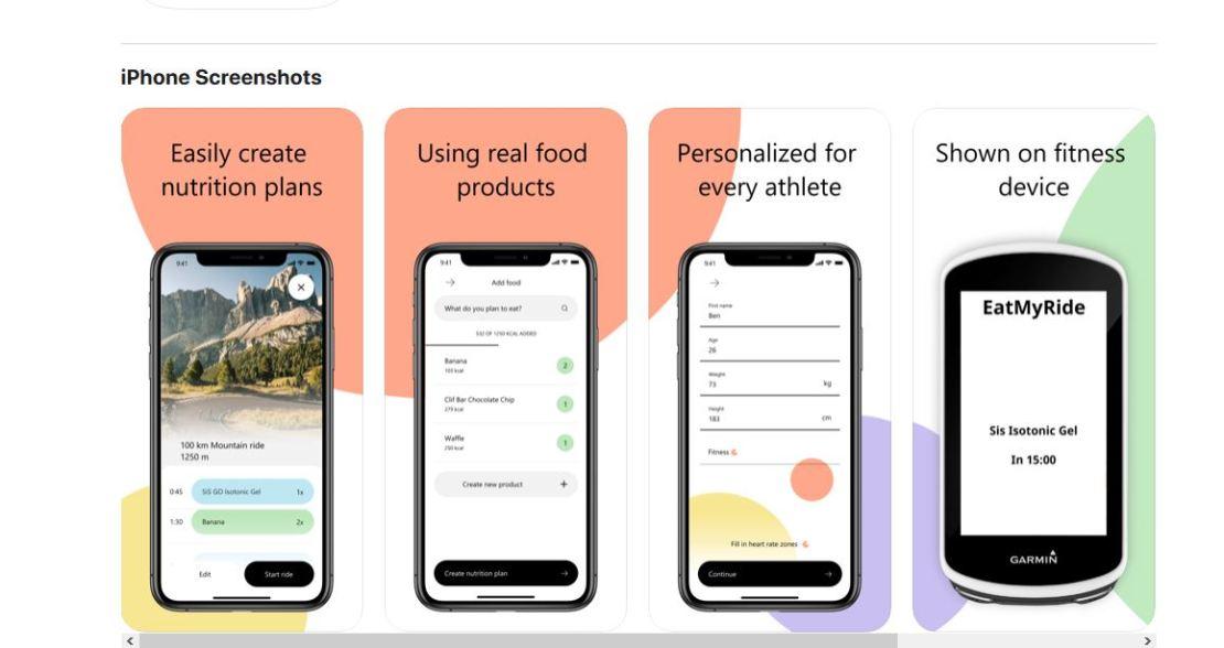 eatmyride app