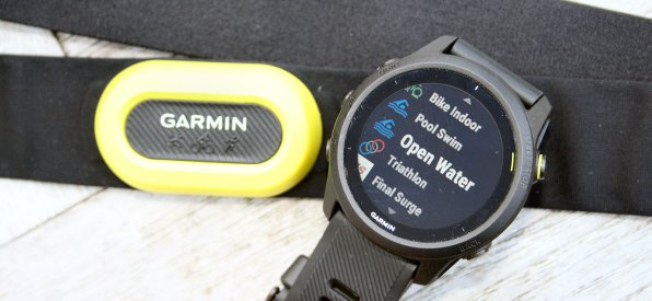 Garmin 745 Review | Forerunner Triathlon GPS Watch Specifications running