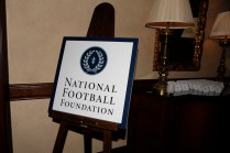 The FWAA Past Presidents Dinner was at the Dallas Country Club. Melissa Macatee photo.