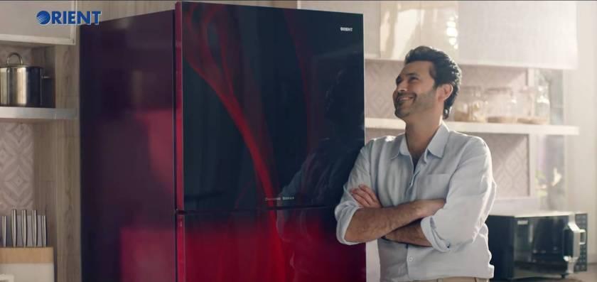 Orient electronics refrigerator.
