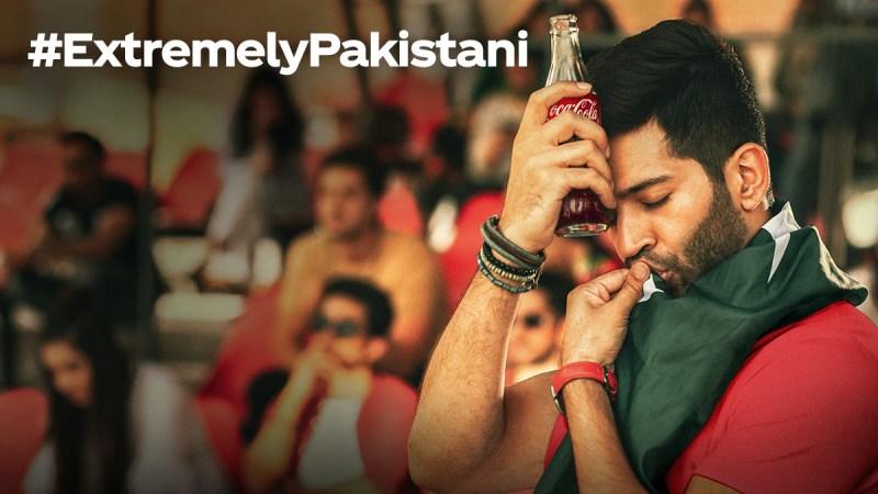 Coke says Pakistanis are extremists.