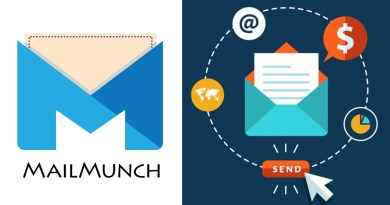Mailmunch, a startup started in 2015.