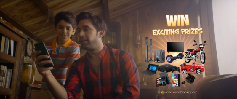 Bisconni Chocolate Chip Cookies TVC featuring Ali Rehman Khan.