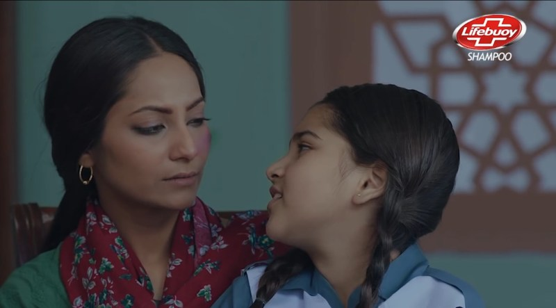 Lifebuoy Shampoo make a heart-touching campaign on Women's Day.