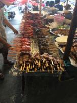 Chiang Mai, Food Market