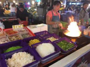Phuket, Food Marker