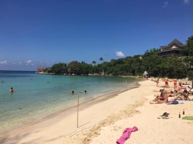 koh phangan, Secret Beach