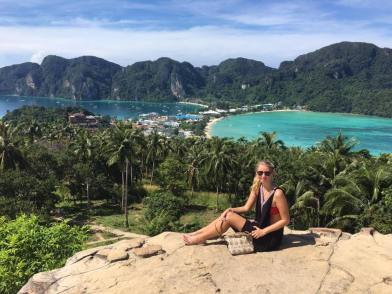 Koh Phi Phi, View point