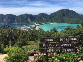 Koh Phi Phi, Viewpoint
