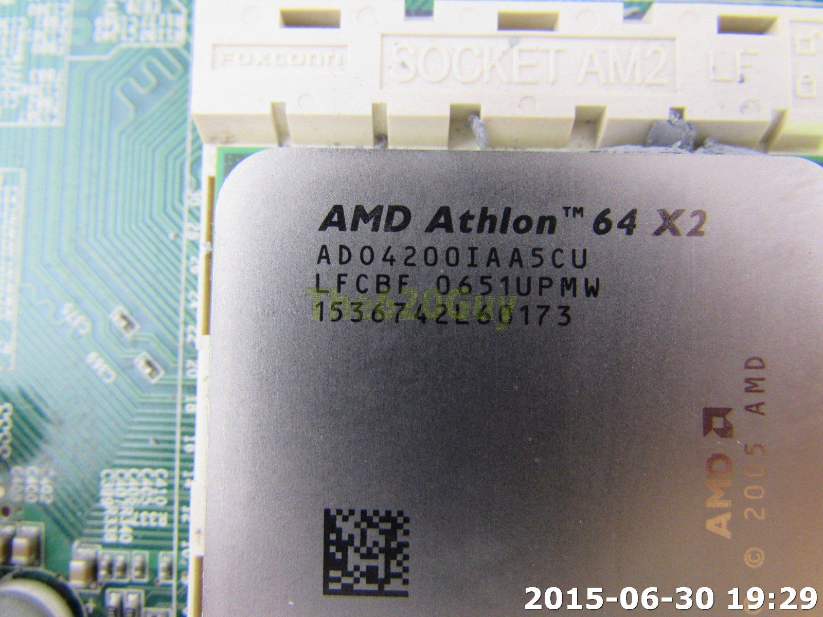 Dell Optiplex 740 AM2 Motherboard TT708 0TT708