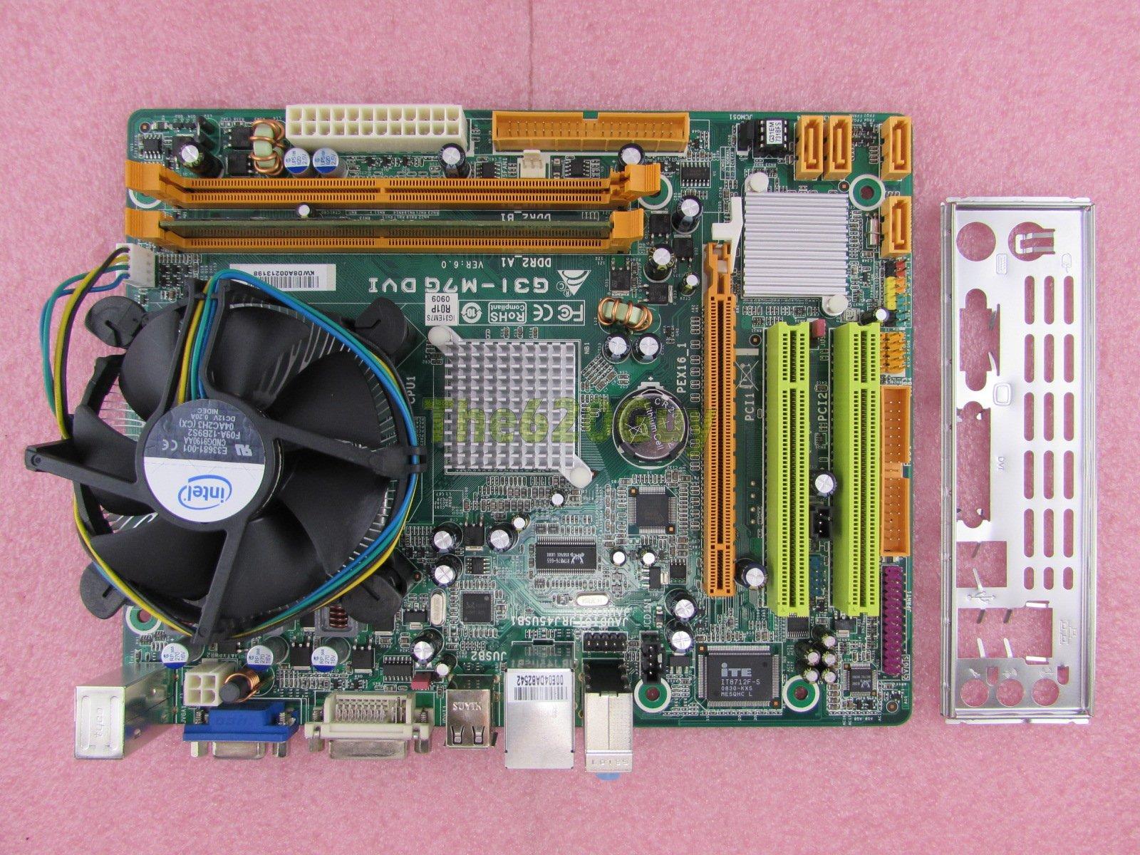 BIOSTAR G31-M7G DVI TREIBER WINDOWS 7