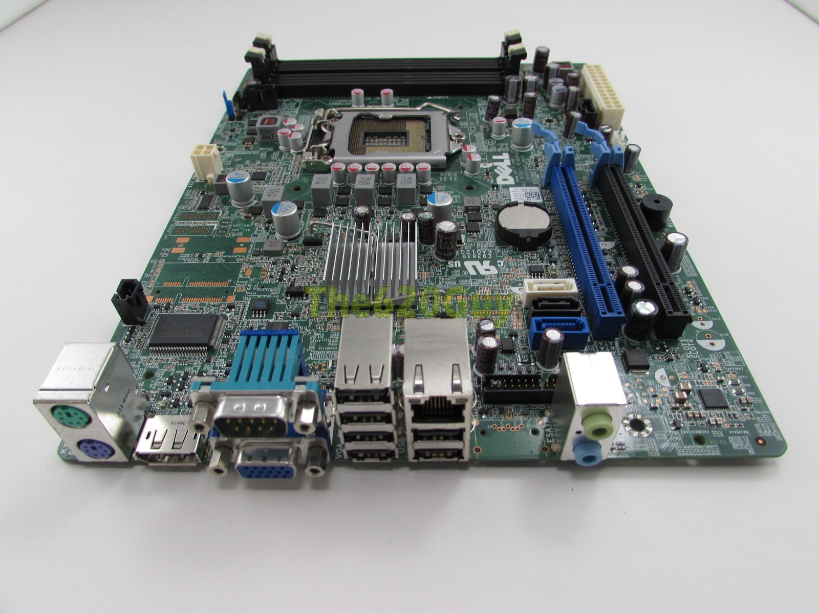 Dell Optiplex 790 SFF Motherboard D28YY Socket LGA 1155 Q65 System Board  mATX