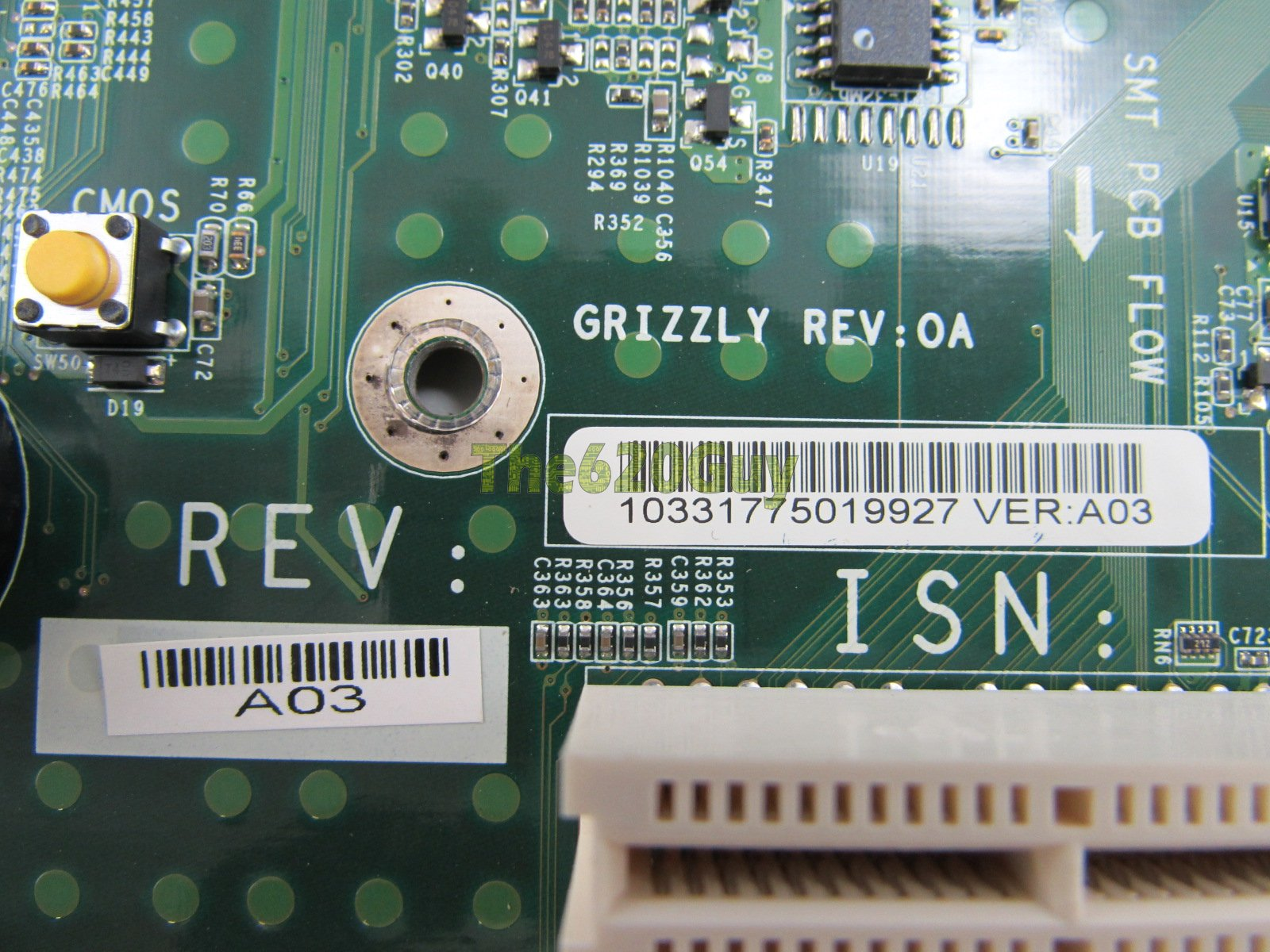 HP Compaq DC7800 437795-001 Grizzly Motherboard + Core 2 Duo