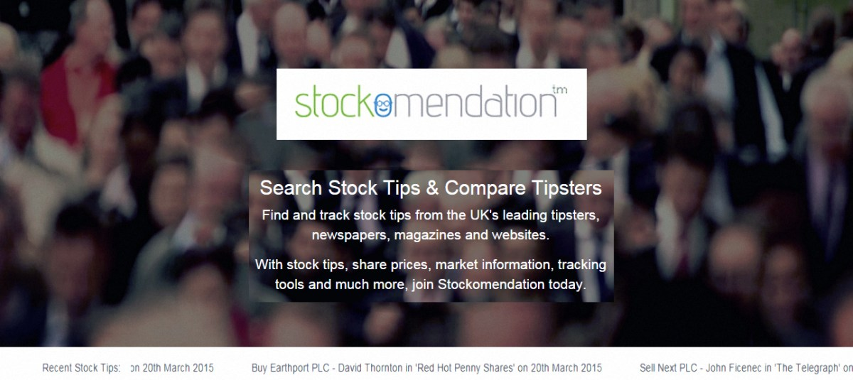 Stockomendation - all of the tips at once