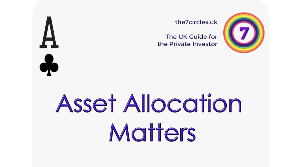 A♣ --- Asset Allocation Matters