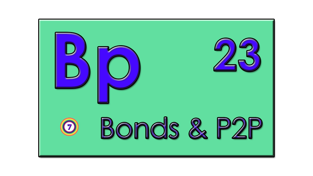 Bonds and P2P - Elements 23