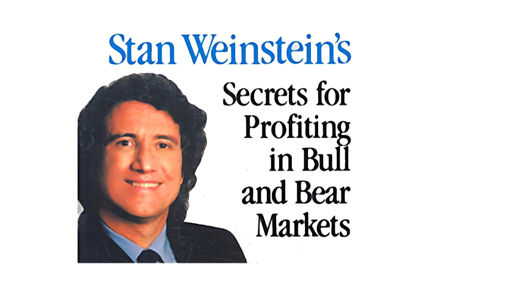 Stan Weinstein Stock Screen