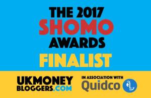 SHOMO 2017 finalist