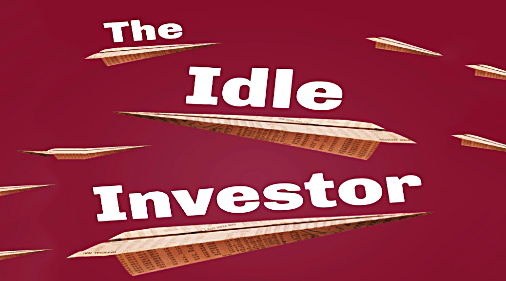 Idle Investor 2 - Anomalies, Foundations and Two Strategies