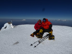 Summit on Elbrus!