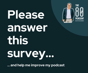 podcast survey