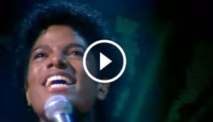Michael Jackson - 'Rock With You' Official Music Video