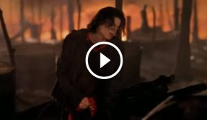 Michael Jackson's Music Video For 'Earth Song'