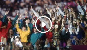 Michael Jackson's Music Video for 'Heal The World'
