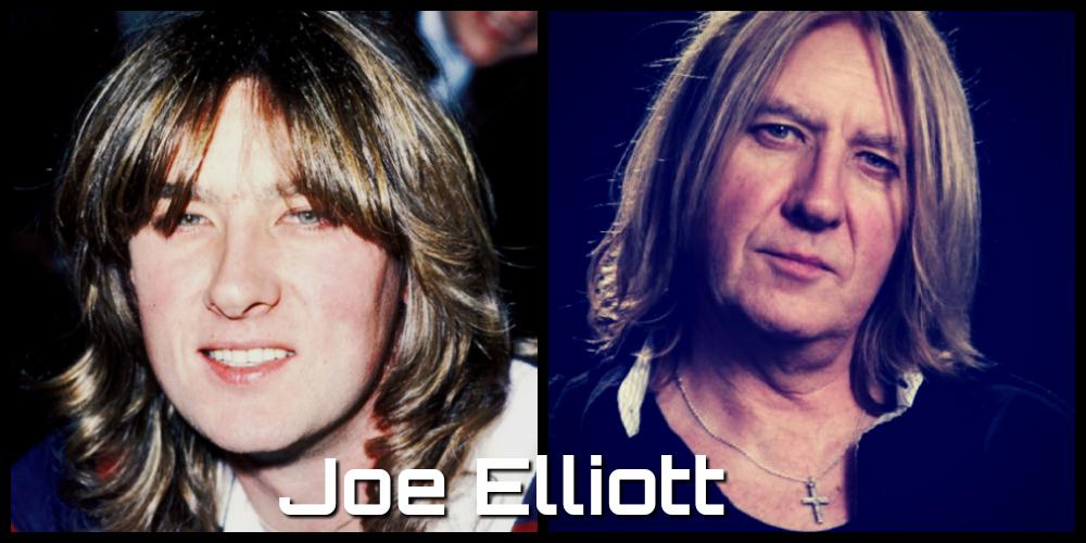 joe elliott then and now