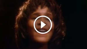 Whitney Houston - 'Saving All My Love For You' Music Video