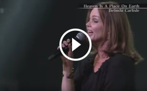 Belinda Carlisle Performing 'Heaven Is A Place On Earth' Live In Japan 2017