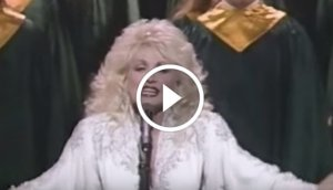 Dolly Parton Singing 'He's Alive' at the CMA Awards