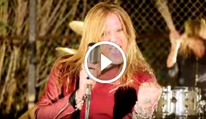 Sebastian Bach - 'All My Friends Are Dead' - 80's Legend From 2014