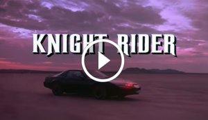 Knight Rider - Original Show Introduction and Theme Song