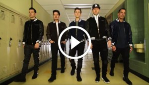 New Kids On The Block - 'Boys In The Band (Boy Band Anthem) Music Video
