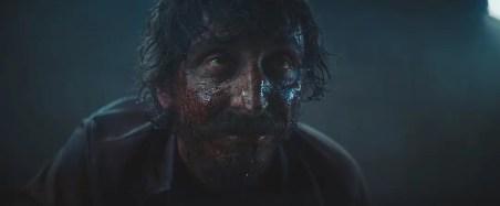 Goreng looking more like Jesus as the film progresses