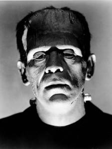 The original Universal Pictures Frankenstein