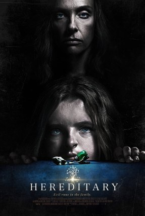 Film Poster for Hereditary