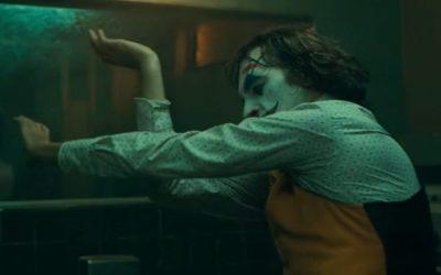 Joker: Joaquin Phoenix Dancing with Himself